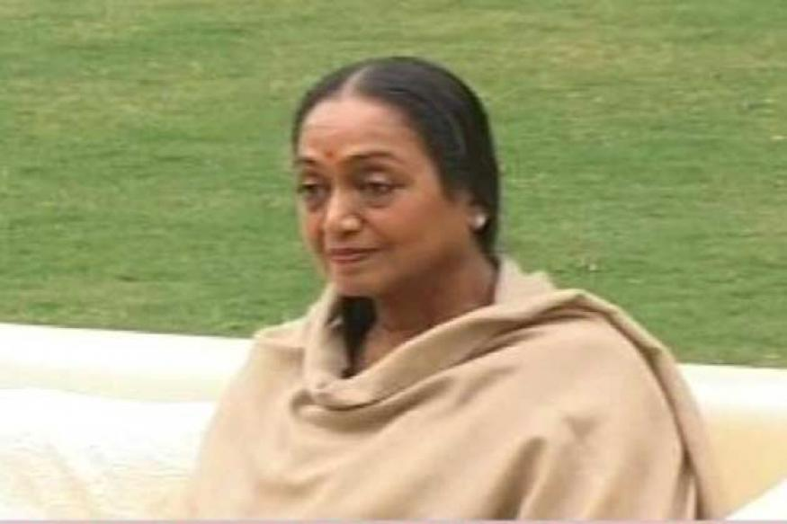 Social, economic freedom still unattained: Meira Kumar