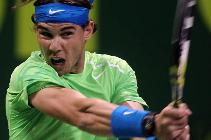 Qatar Open: Nadal, Federer ease into QFs
