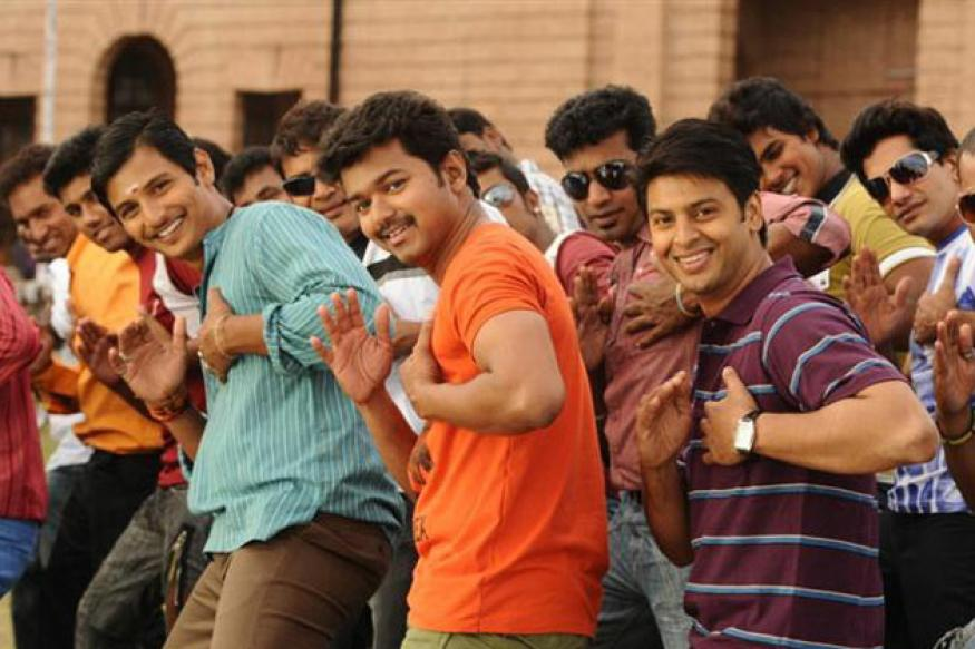 Tamil Review: 'Nanban' is sweet and satisfying