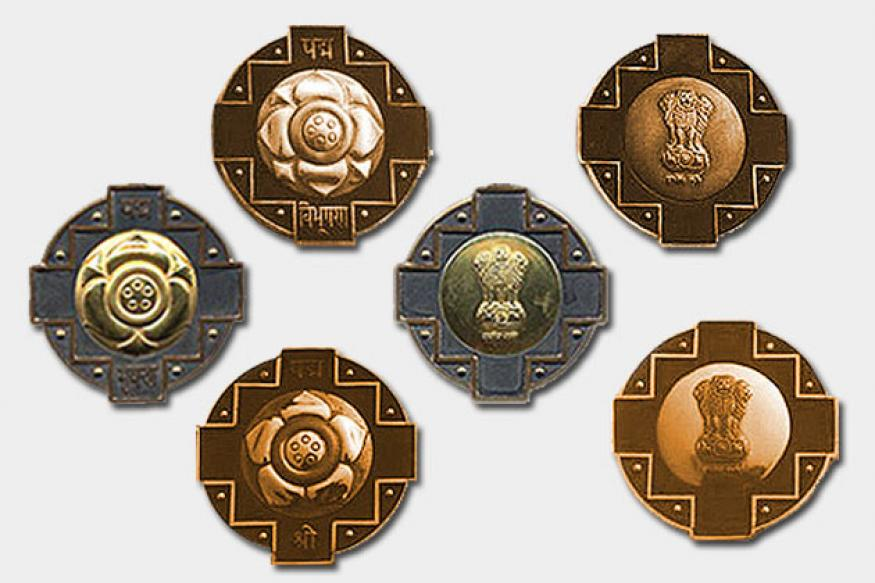 Graphical analysis of the Padma Awards 2012