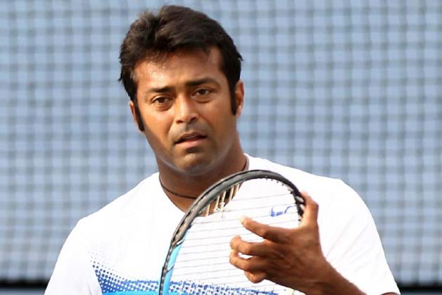 Paes tight-lipped about partner for Olympics