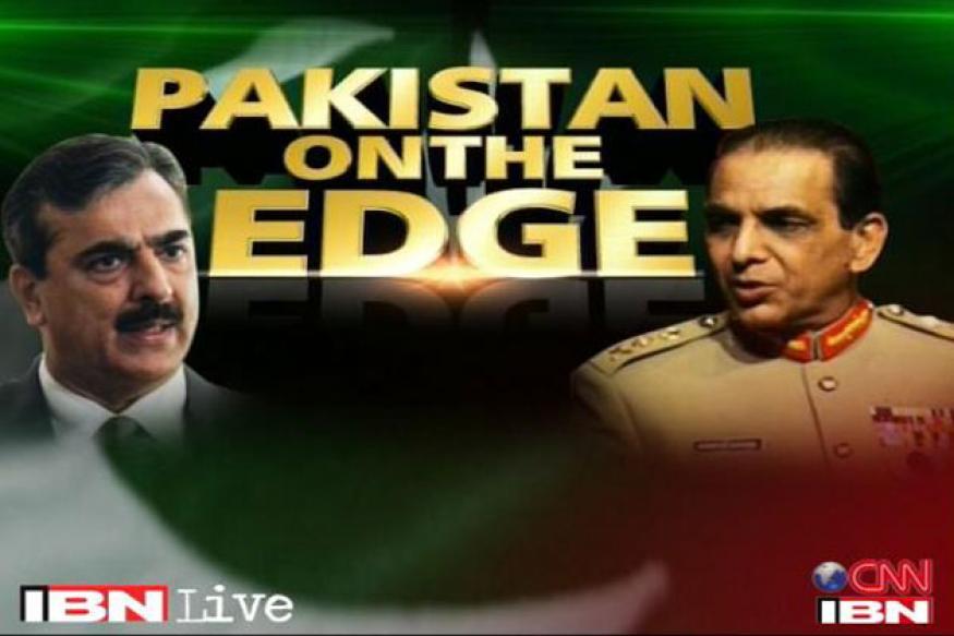 Zardari, Kayani meet to resolve tense stand-off