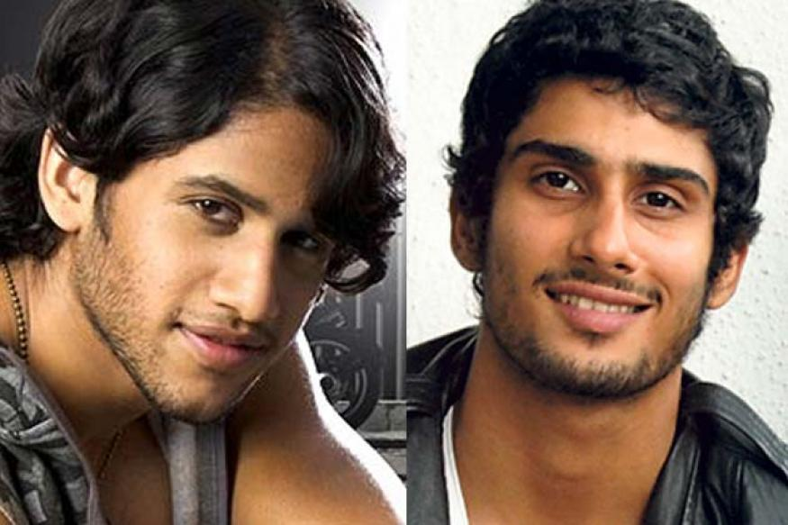 Bollywood vs South: Prateik and Naga