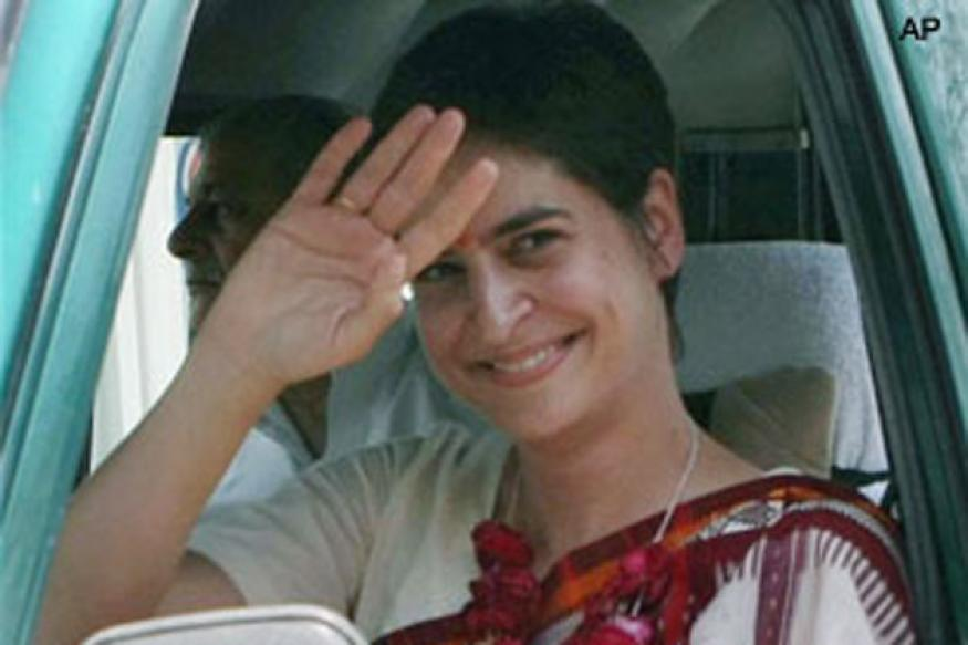 UP: Priyanka to join Rahul in poll campaigns