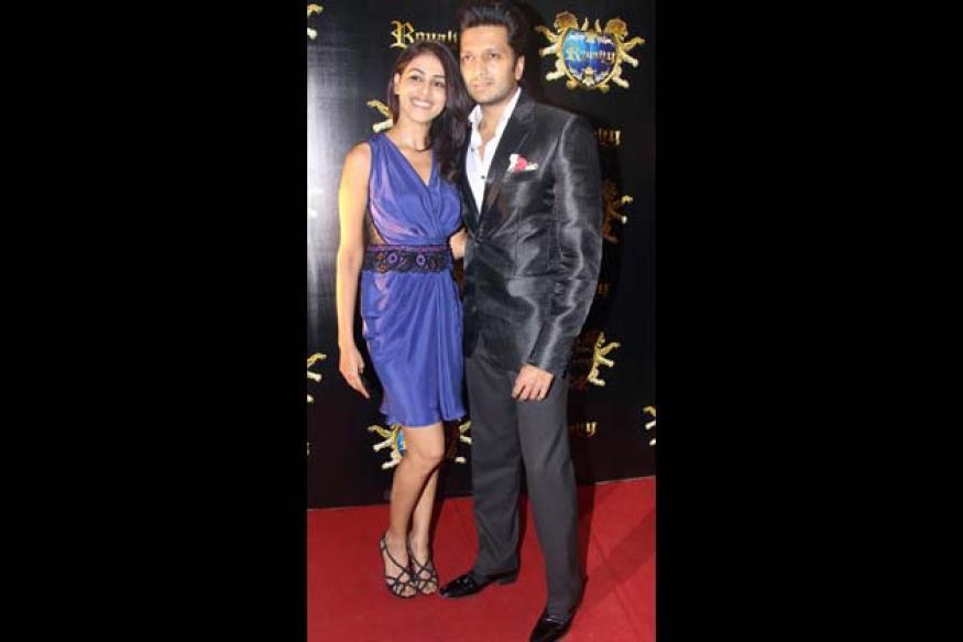 Genelia won't quit acting post marriage: Riteish