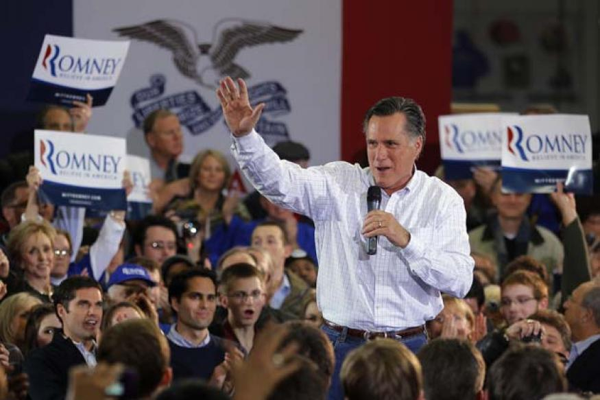 US: Mitt Romney wins New Hampshire primary