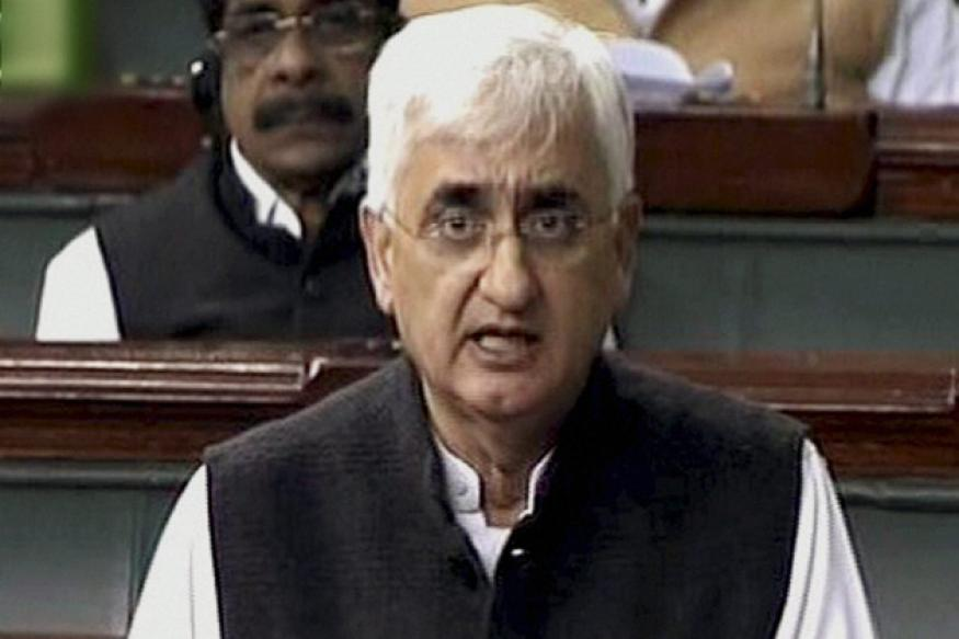 Lokpal: Khurshid favours reaching out to Oppn