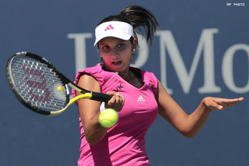 Sania reaches 7th spot in doubles ranking
