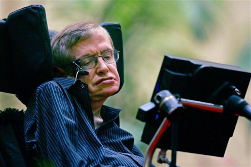 Intel exploring ways to help Stephen Hawking speak