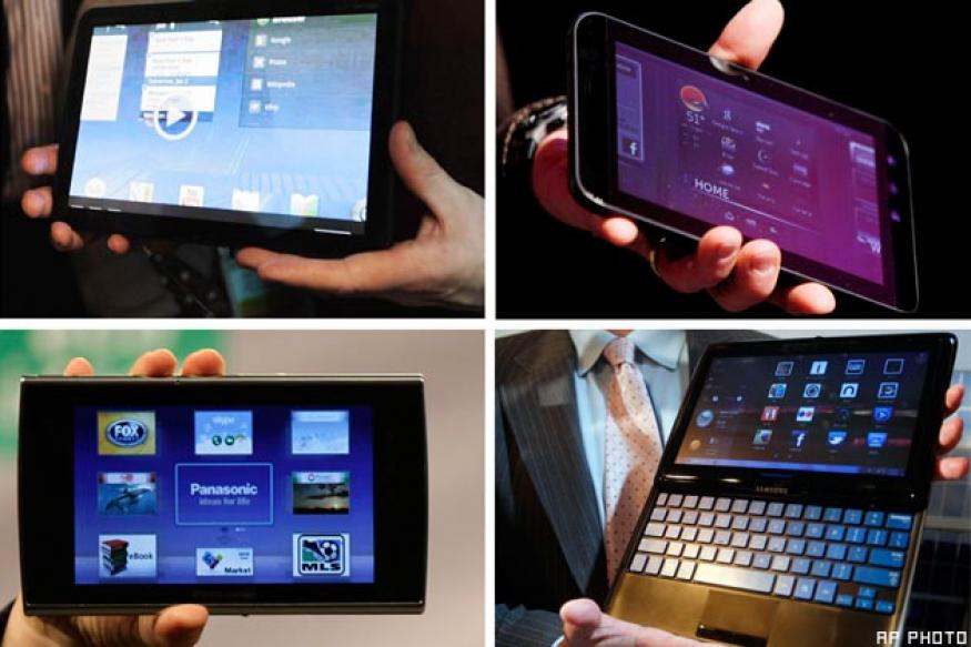 2011: Rise of the tablet PC