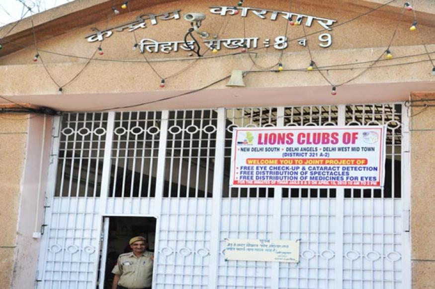 70 per cent Tihar inmates are undertrials