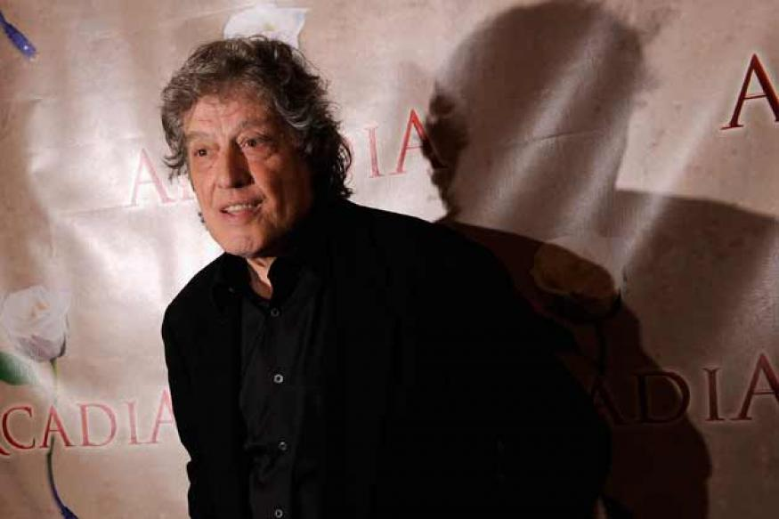 Tom Stoppard in India Jan 23 to talk about adaptations