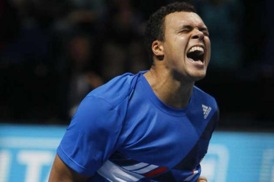 Tsonga downs Monfils in Qatar Open final