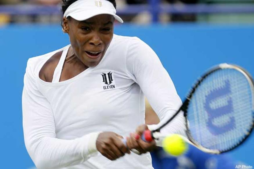 Venus Williams pulls out of Aus Open