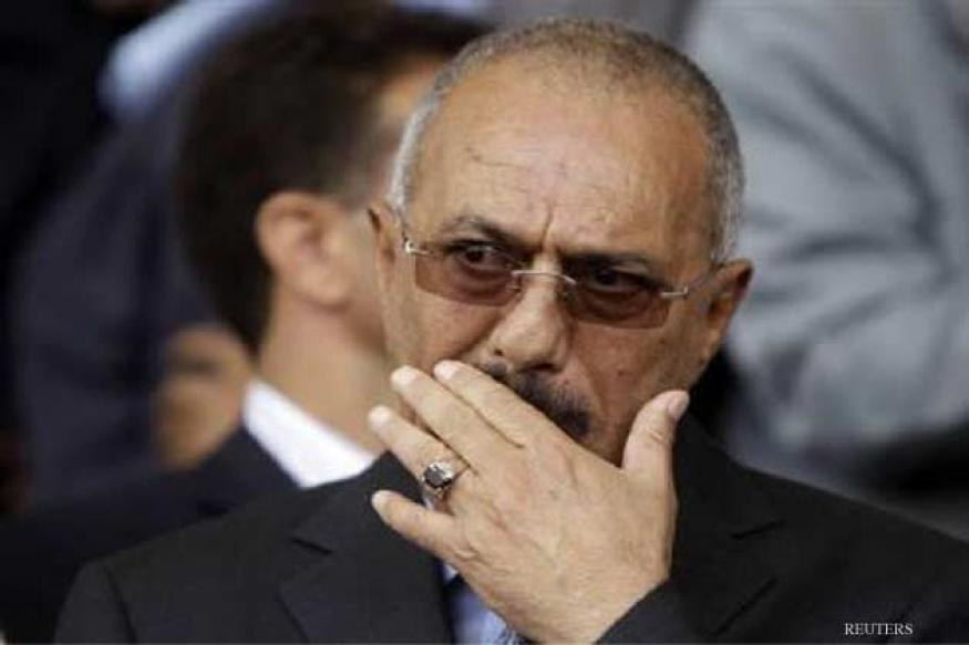 Yemen parliament passes law granting Saleh immunity