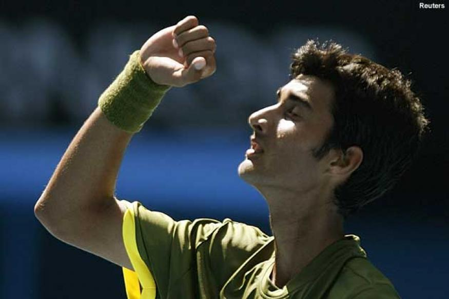 Bhambri shocks Beck in Chennai Open, Vishnu exits