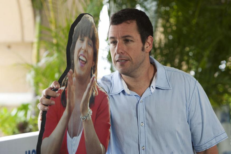 Adam Sandler leads Razzies with 11 nominations