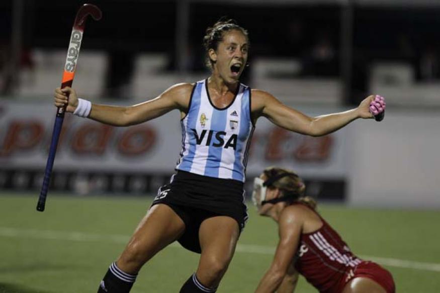 Argentina win women's Champions trophy