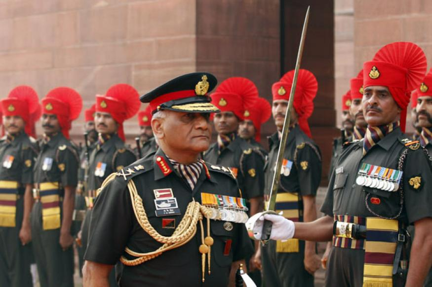 Army to issue retirement note to Gen Singh