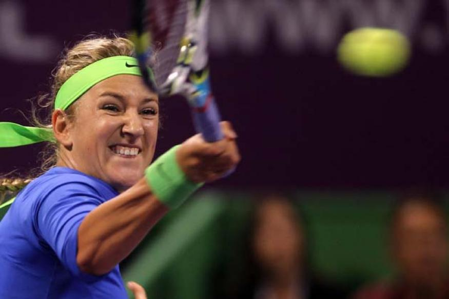 Azarenka reaches Qatar quarters, Kuznetsova out