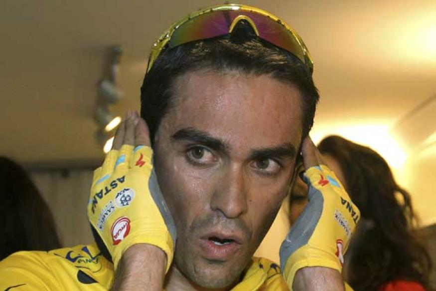 Contador banned, stripped of 2010 Tour title