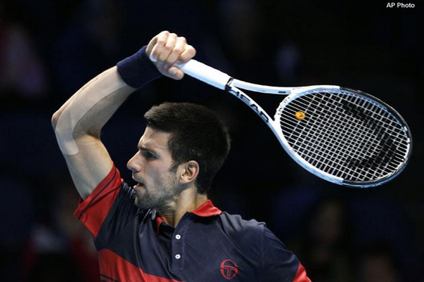 Djokovic eases past Stebe in Dubai opener
