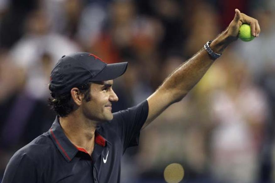 Loss of confidence cost me major titles: Federer