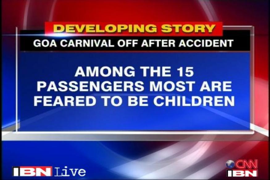 Goa bus accident: Police arrest driver, 7 dead