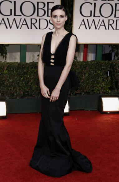 Rooney Mara rated 'most desirable' nominee