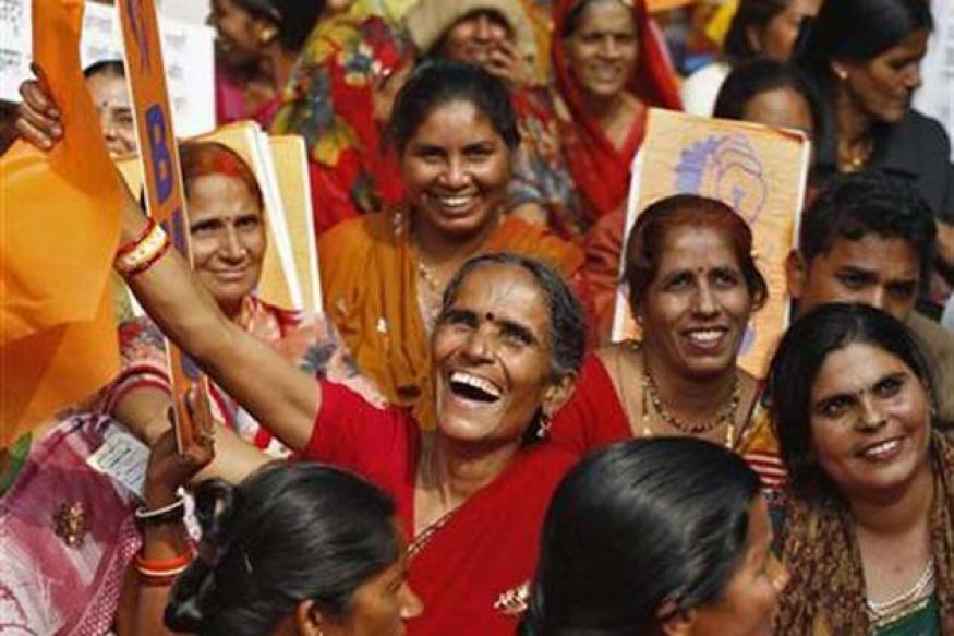 Indians among world's happiest people: Poll