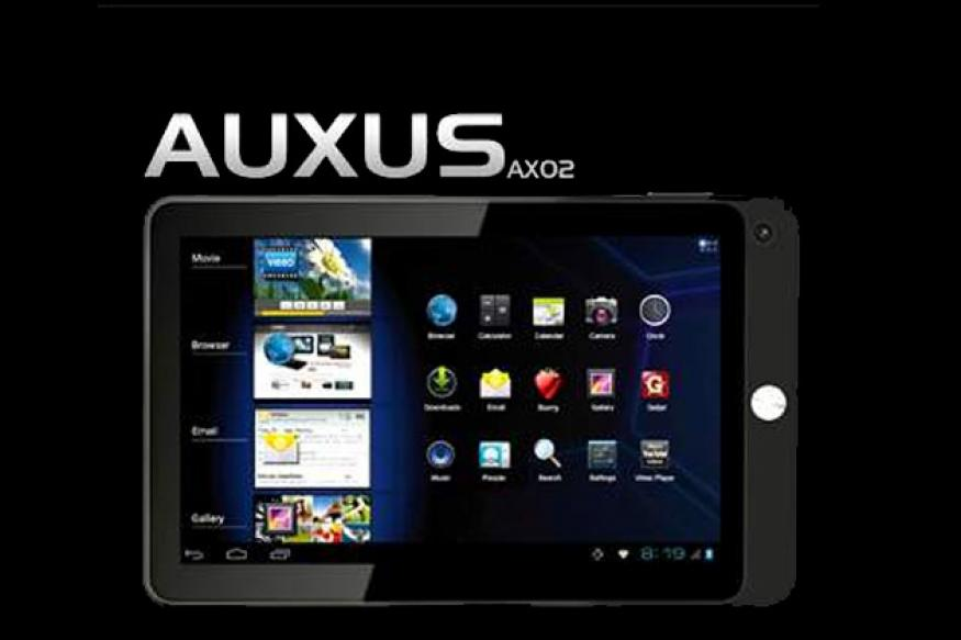 Cheapest Indian ICS tablet iBerry Auxus coming soon