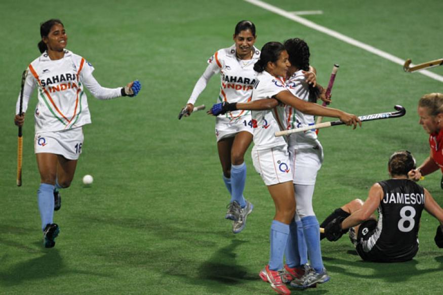 Resurgent Indian women beat Canada 4-1