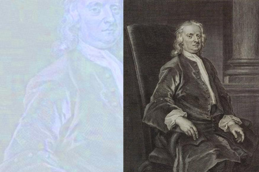 Israeli library uploads Newton's theological texts