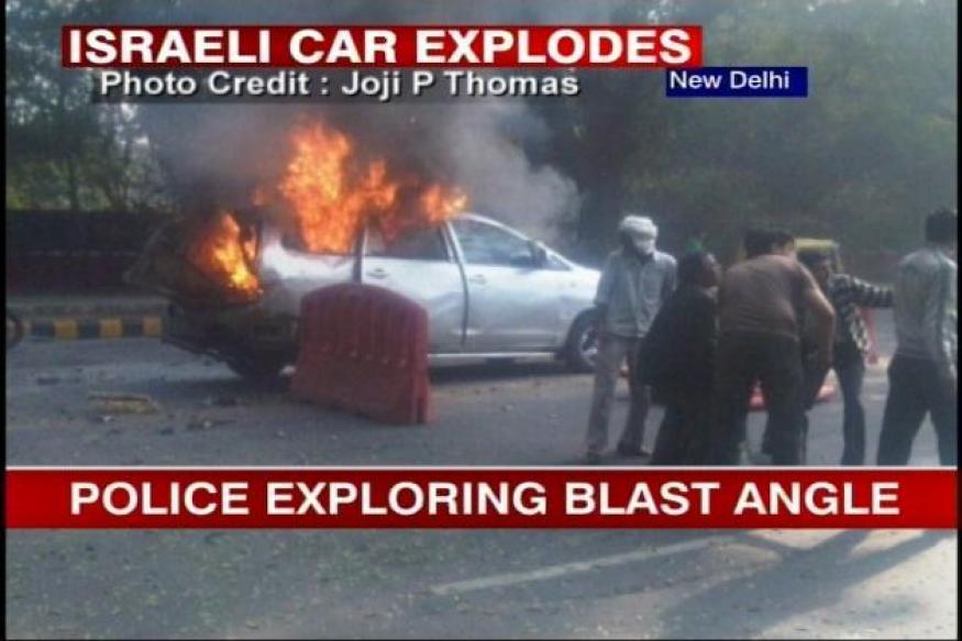 Device used to trigger blast: Delhi Police