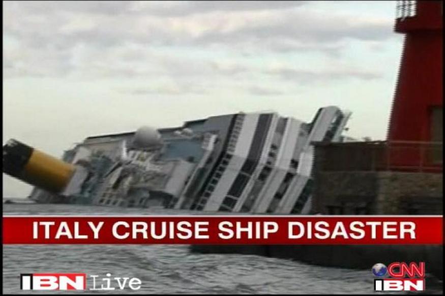 Divers find 8 more bodies in Costa Concordia wreckage