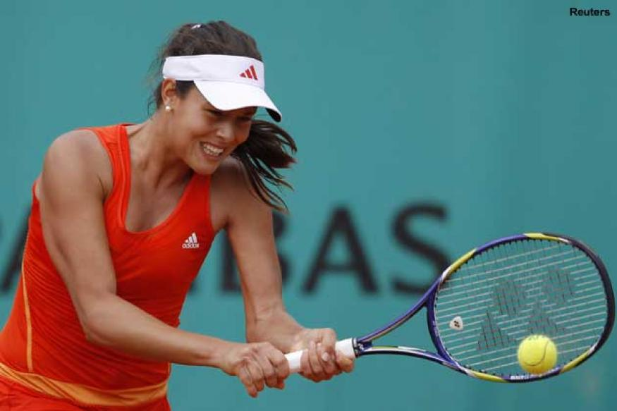 Ivanovic gets easy passage into Round 2 in Qatar