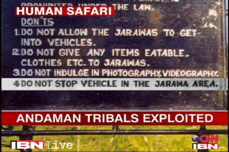 Govt to keep watch on tour operators in Andamans