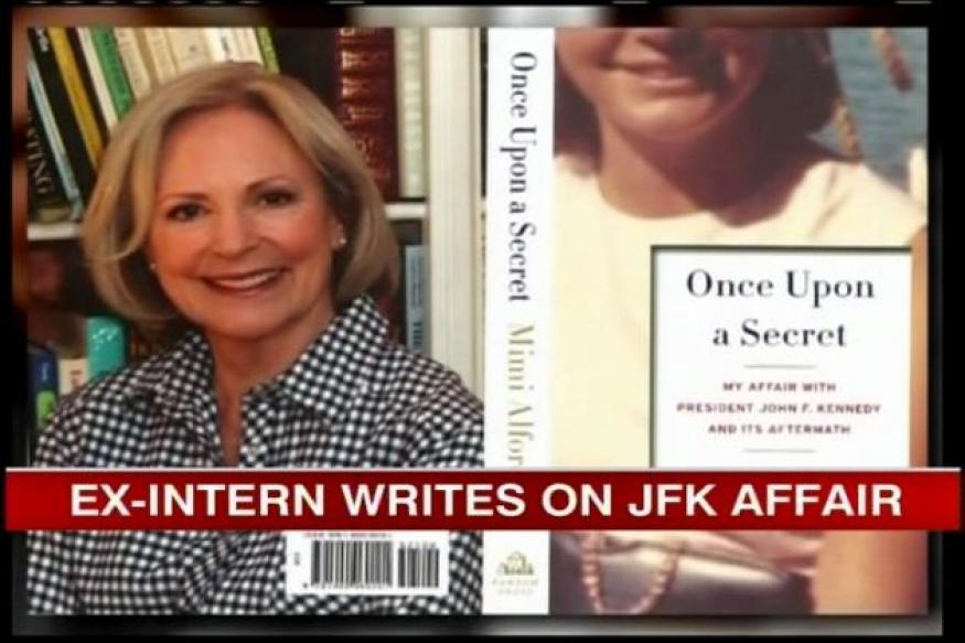 Former intern reveals 18-month affair with JFK
