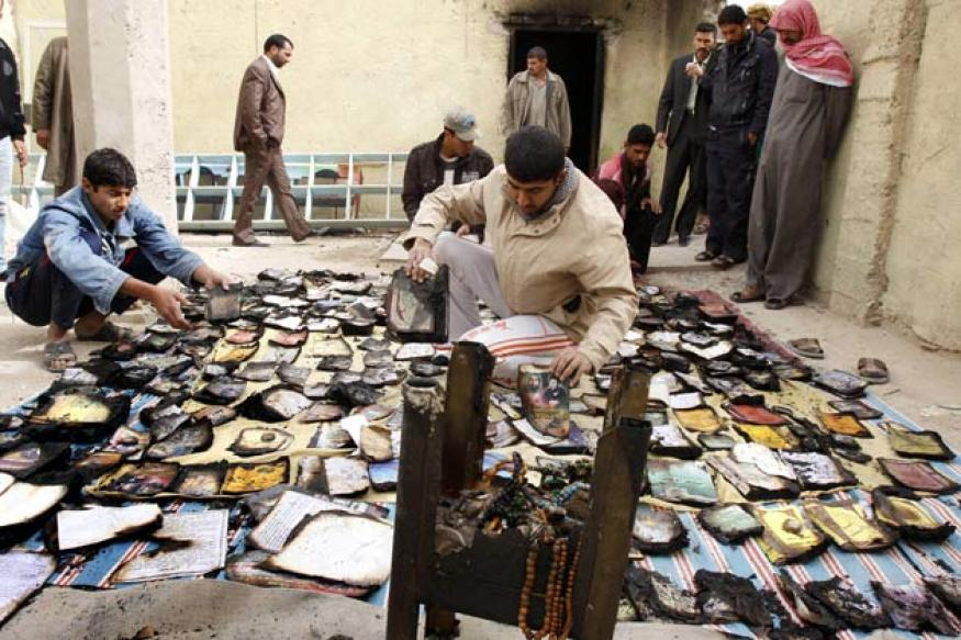 US official apologises to Muslims on Quran desecration
