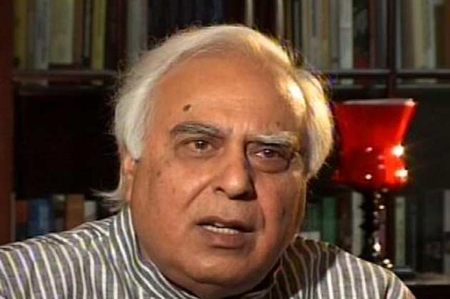 Cong was given permission for roadshow: Sibal