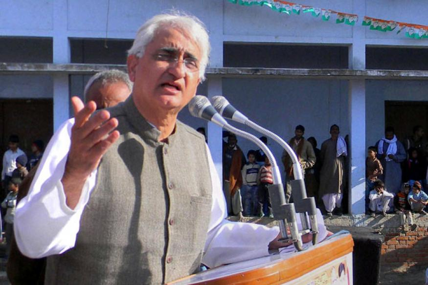 Khurshid defends Verma on minority quota remark