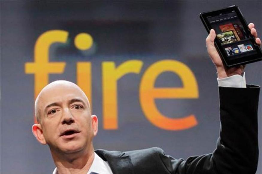 Amazon sold 3.9 mn tablets in Q4 2011