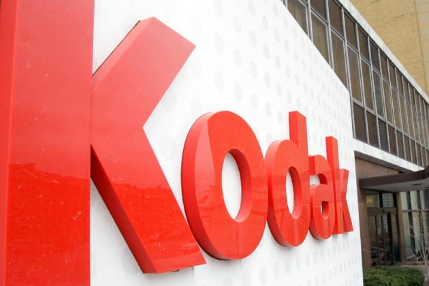 Kodak to stop making cameras, digital frames