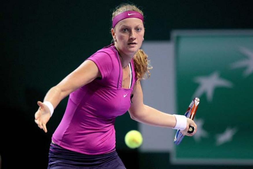 Kvitova, Stepanek to play Olympic mixed doubles