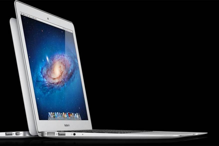Apple gets patent for MacBook Air design