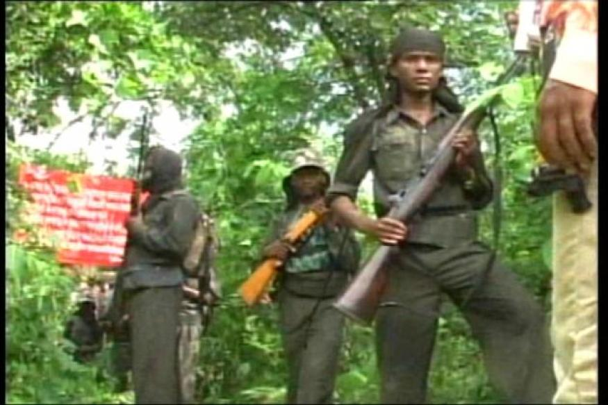 WB: Maoist leader killed in gun battle