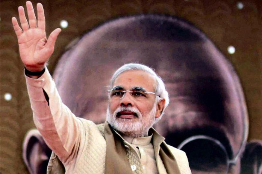 Gujarat is a roll-model for development: Modi
