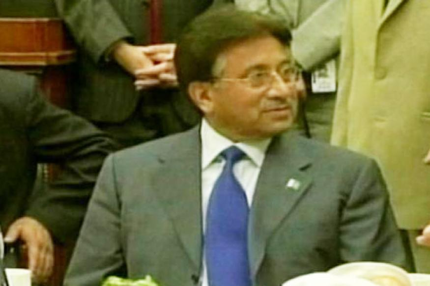 Did Musharraf know bin Laden's hiding place?