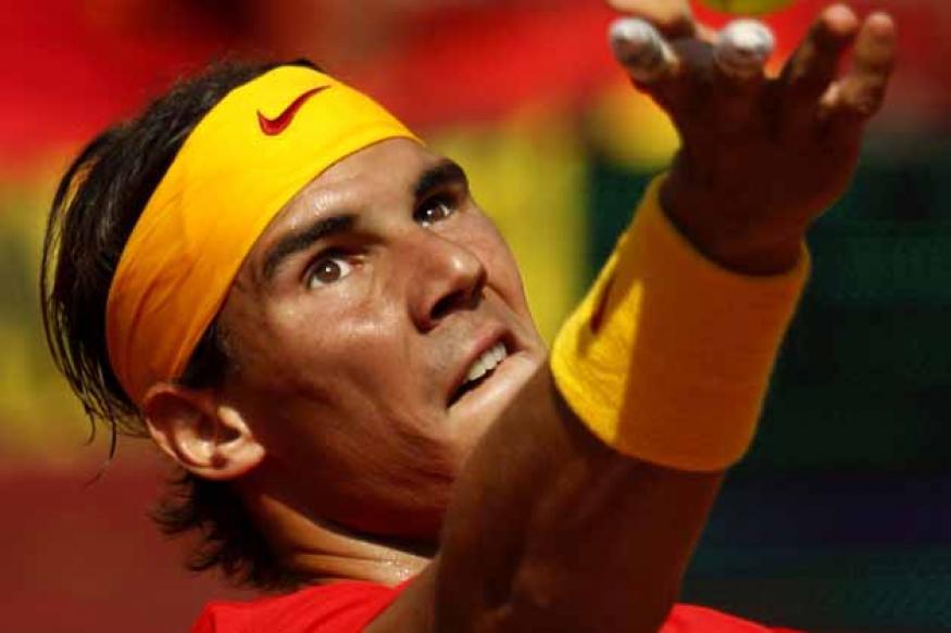 Nadal undergoes surprise drug test