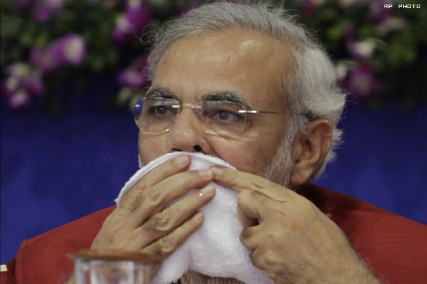 Congress demands Narendra Modi's resignation